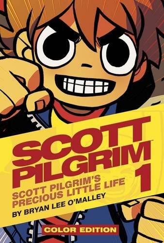 Scott Pilgrim Color Hardcover Volume 1: Precious Little Life [Bryan Lee O'Malley] (Tapa Dura)