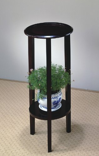 Coaster 900936 Plant Stand With Round Top,