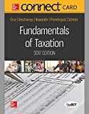 img - for Connect Access Card for Fundamentals of Taxation 2017 Ed, 10e book / textbook / text book