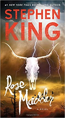 Stephen King Books List : Rose Madder
