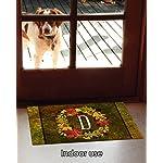 Toland-Home-Garden-Fall-Wreath-Monogram-D-18-x-30-Inch-Decorative-Autumn-Floor-Mat-Colorful-Leaves-Doormat