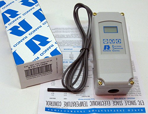 RANCO ETC-111000-000  Electric Temperature Control