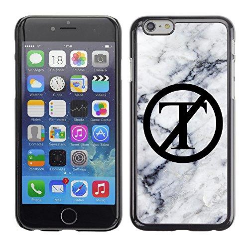 Print Motif Coque de protection Case Cover // Q04130522 NOT Trump marbre // Apple iPhone 7