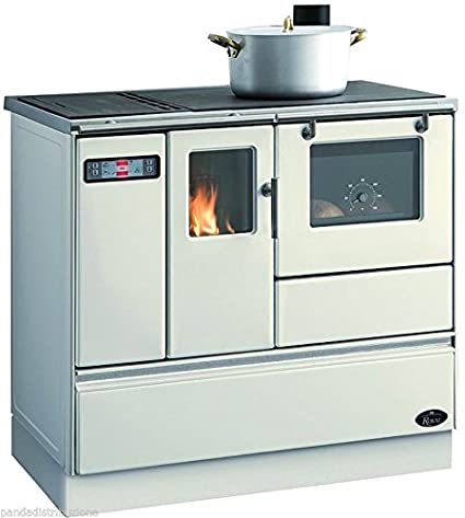 Cucine / Cucina Royal a pellet Aria Mod. Rosita colore avorio ...