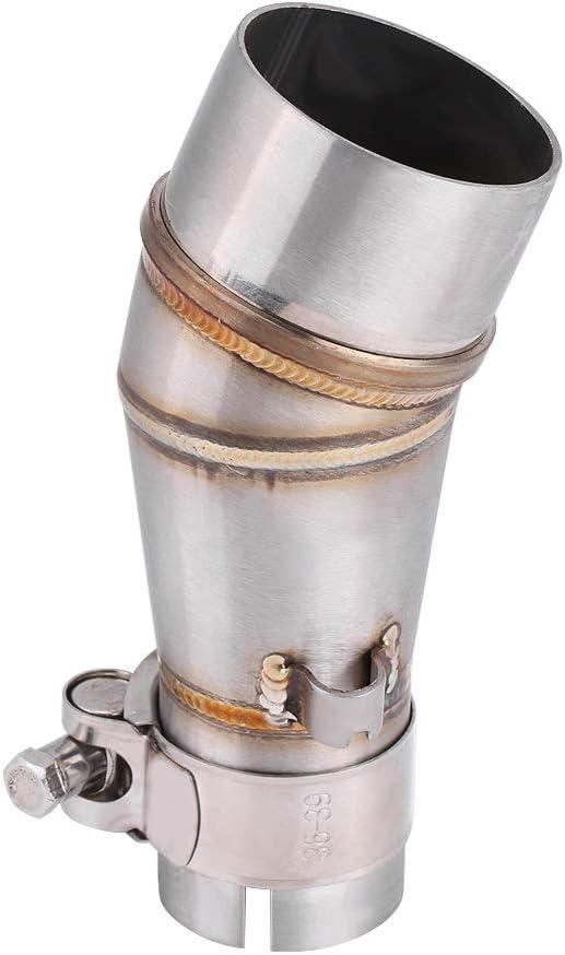 Auspuff Mittleres Verbindungsrohr Biuzi Motorrad Auspuff Rohrverbinder Auspuff Auspuff Verbinder Adapter Verbinder Auspuffanlage Zubehör Auspuff For Z250 250 13 16 Auto