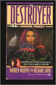 Feeding Frenzy: Destroyer, No 94 (The Destroyer)