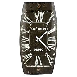 Cooper Classics Mesa Wall Clock