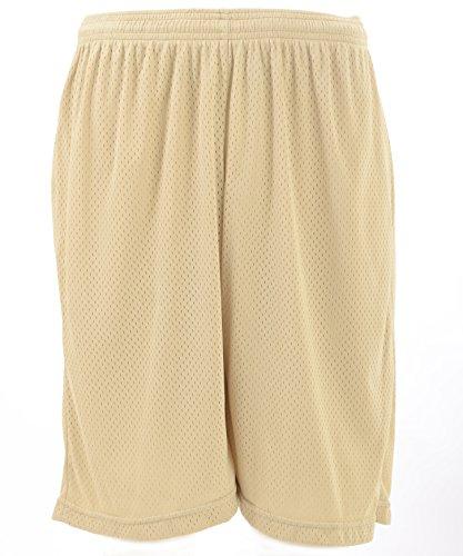 Neff Basketball Shorts (X-Large, Beige)