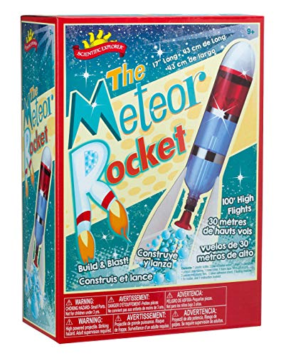 Scientific Explorer Meteor Rocket