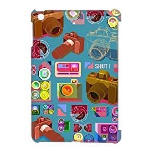 Vintage Camera Cheap Custom 3D Cell Phone Case Cover for iPad Mini, Vintage Camera iPad Mini 3D Case