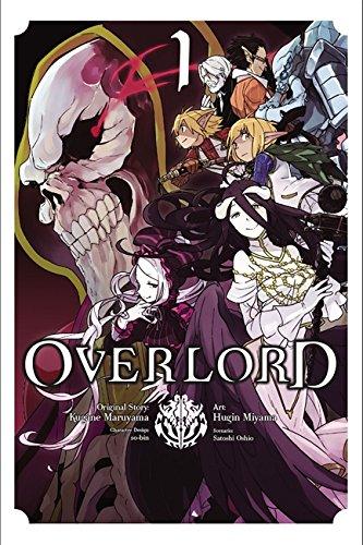Overlord, Vol. 1 - manga (Overlord Manga) PDF
