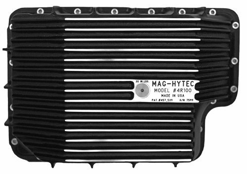 - Mag-Hytec Transmission Pan 1990-Up Ford Truck, Van, Motorhome equipped with E4OD / 4R100