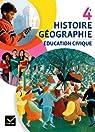 Histoire-Géographie Education civique 4e éd. 2011 - Manuel de l'élève (format compact) par Carol