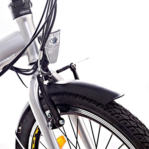 Cyclamatic CX2 Bicycle Electric Foldaway Bike with Lithium-Ion Battery by Cyclamatic (Image #2)