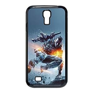 Samsung Galaxy S4 9500 Cell Phone Case Black_Battlefield Wnhvq