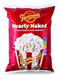 Popcornopolis Nearly Naked Gourmet Popcorn, 4.5 Ounce (Pack of 8) For Sale