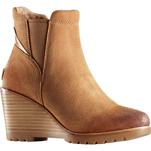 Camel SOREL After 7 Hours Women's Chelsea Suede B Brown US wPa6BxPSq