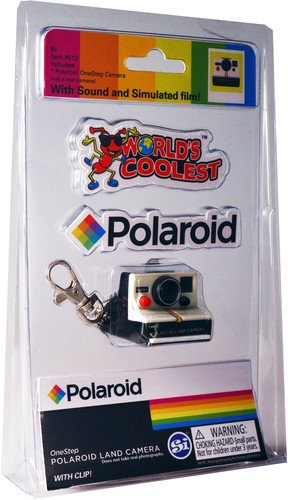 World's Smallest Coolest Polaroid Camera
