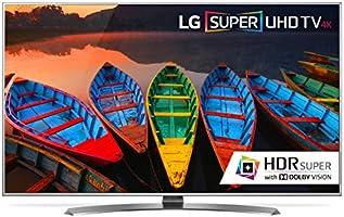 """LG 65UH7700.AWM Smart TV 65"""" LED, Plataforma webOS, 20W"""