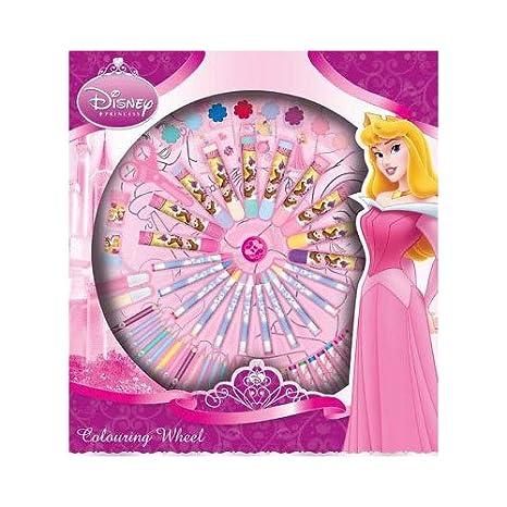 Disney Kit de pintura Sambro princesa Coloración de ruedas: Disney Princess: Amazon.es: Juguetes y juegos