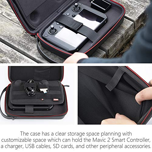 PGYTECH Carrying Case Compatible with DJI Smart Controller by PGYTECH (Image #2)