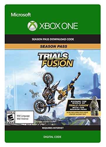 Trials Fusion Season Pass - Xbox One Digital Code by Ubisoft