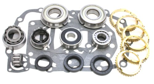 Transparts Warehouse BK162WS Toyota W55 W56 W58 Transmission Kit with Rings
