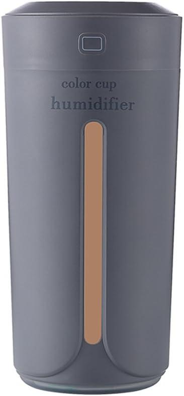 KKmoon USB Humidificador Ultras¨®Nico Difusor Purificador de Aire ...