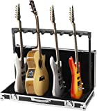 Road Runner 7 Guitar Stand Flightcase Black