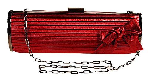 Menbur - bolso burdeos ceremonia