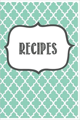 "Descargar Utorrent 2019 Blank Recipe Cook Book - 6"" X 9"", 100 Pages: Recipe Journal Documento PDF"