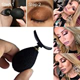 #2: Lazy Eyeshadow Stamp Crease Silicon Eye Shadow Stamp Eyes Makeup Tool Draw Eyeshadow