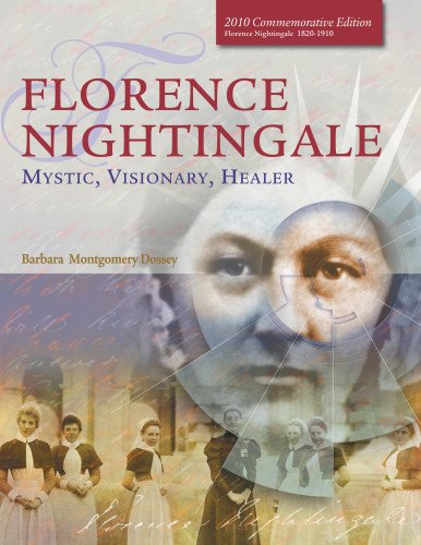 Florence Nightingale: Mystic, Visionary, Healer (Standard Edition) by Brand: F.A. Davis Company