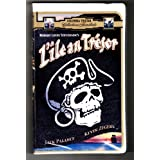 L'ÎLE AU TRÉSOR V.F. DE Treasure Island (EN FRANÇAIS, FILM VHS, NTSC).