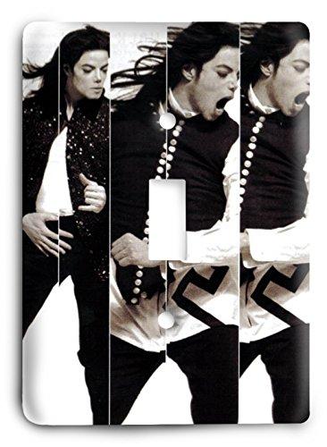 Michael Jackson LIVE Light Switch Cover