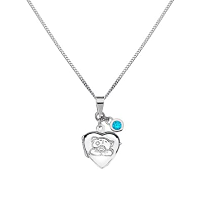 Me to You Locket Pendant with Chain of 40cm 8y6NOGYSS