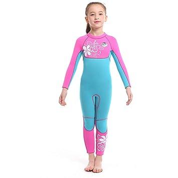 Traje de neopreno para niños de cuerpo completo, traje de ...