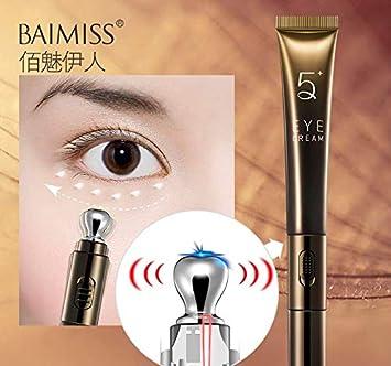 Amazon.com: Crema de ojos para masajeador eléctrico, BAIMISS ...