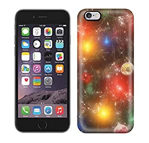New Christmas Light 03 Tpu Case Cover, Anti-scratch Phone Case For Iphone 6 Plus by runtopwell
