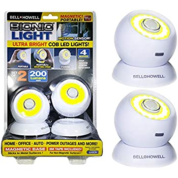Bell Howell Motion Pods Sensor Lights For Indoor And