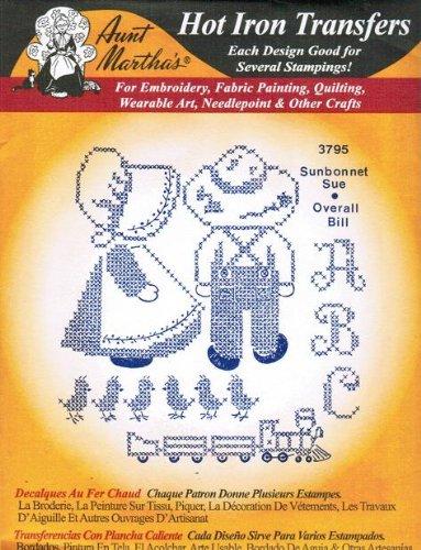 Iron Cross Stitch Patterns - 1