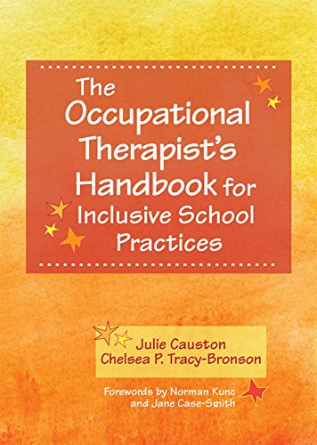 The Occupational Therapist's Handbook for Inclusive School Practices