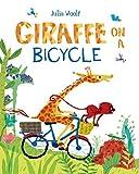 Giraffe on a Bicycle