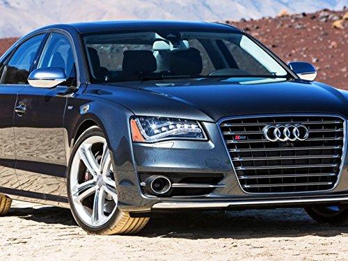 2013 Audi S8: Executive Class Power!