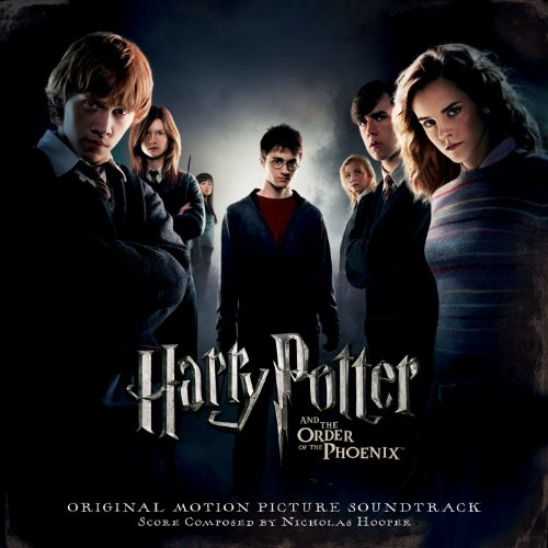 Harry Potter And The Order Of The Phoenix (Original Motion Picture Soundtrack) (Harry Potter And The Goblet Of Fire Music)
