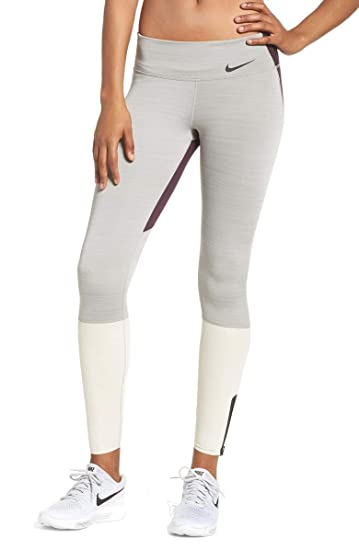 Amazon.com : NIKE Womens Yoga Fitness Athletic Leggings ...