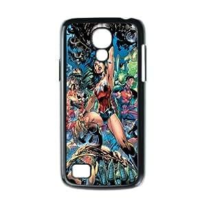 Wonder Women Comic Plastic Protective Case Slim Fit For SamSung Galaxy S4 Mini i9192/i9198