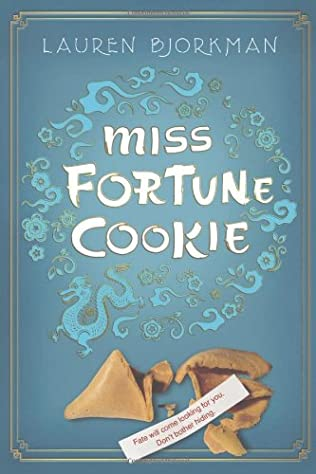 book cover of Miss Fortune Cookie