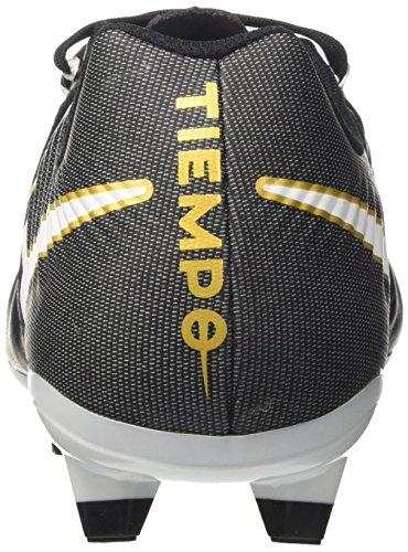 Black Tiempo Botas IV para Negro Ligera Metallic Gold White Hombre Black Vivid de Nike FG fútbol vqIdI
