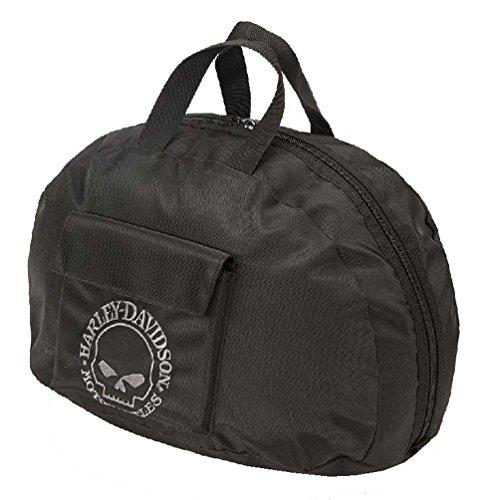 Harley Davidson Half Helmet Bag, Black ()